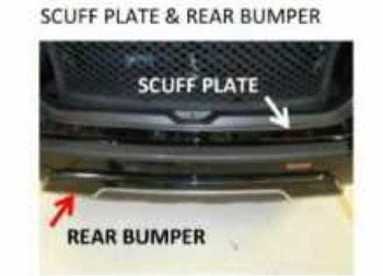 scuff plate innova luxury