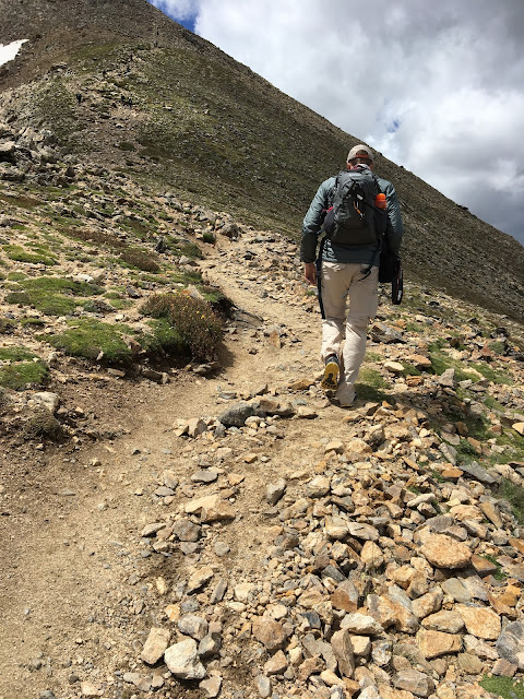 Mt Elbert: 5 Lessons Learned From My Old Man While Hiking Colorado's Highest Peak
