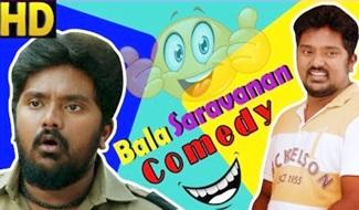Bala Saravanan Comedy Scenes | Tamil Comedy | Samuthirakani | GV Prakash | Sasikumar