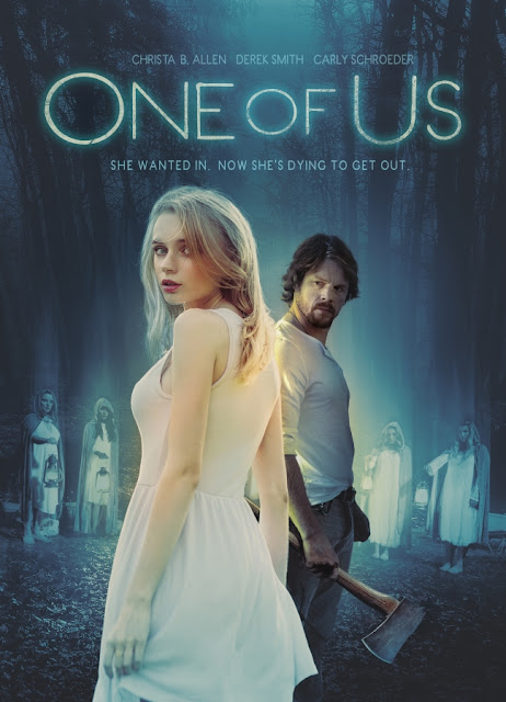 One Of Us DVD Art