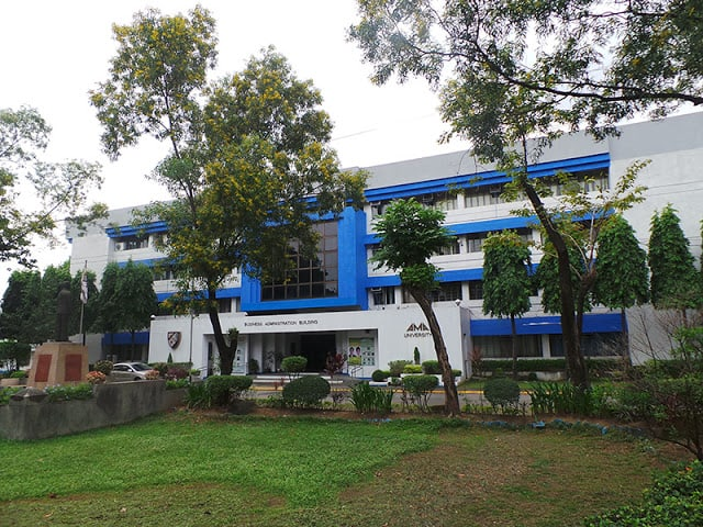 AMA University Project 8 QC Main Campus