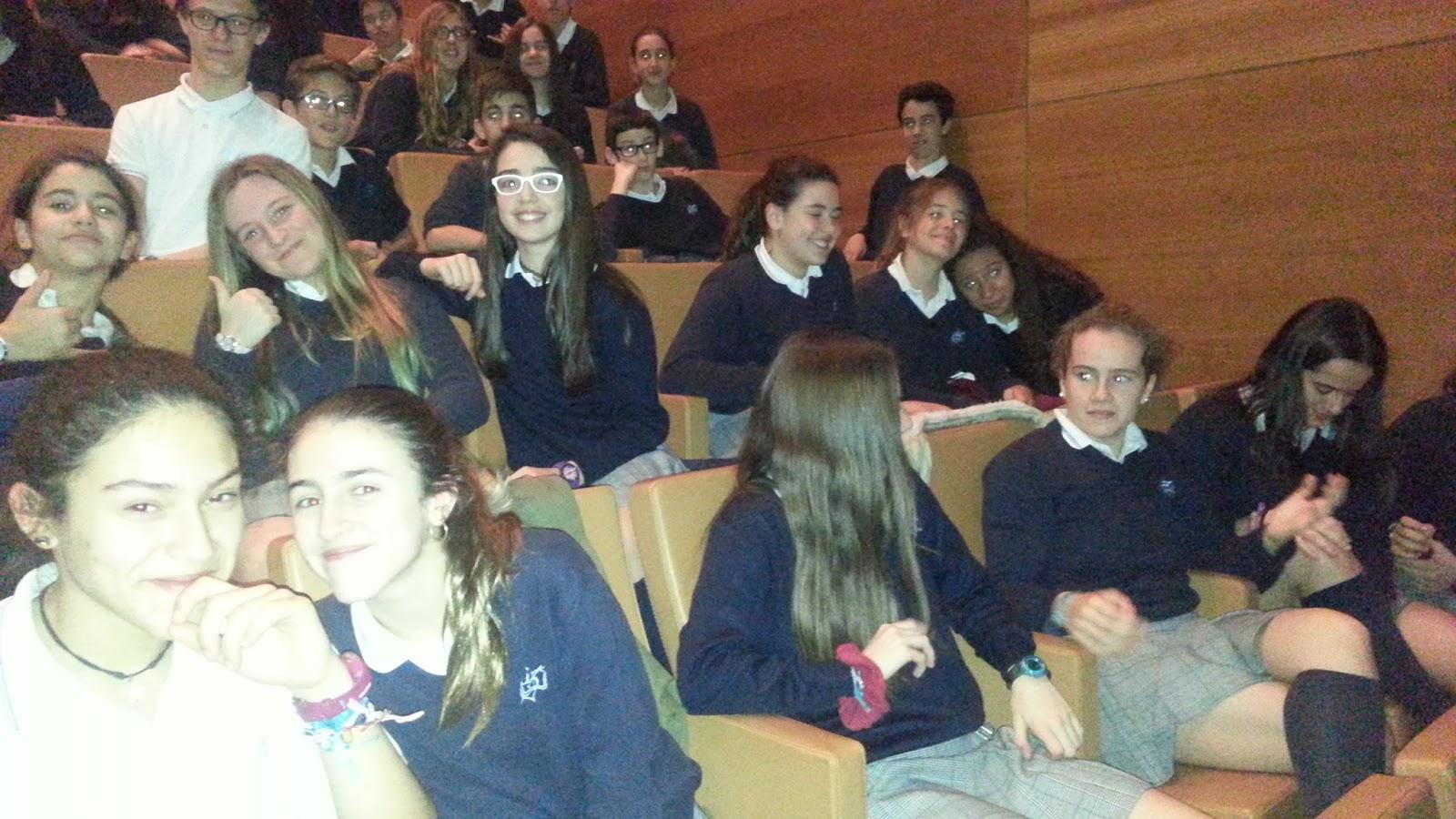 Agustinas Valladolid - 2017 - ESO 2 - Día Internacional de la Mujer 1