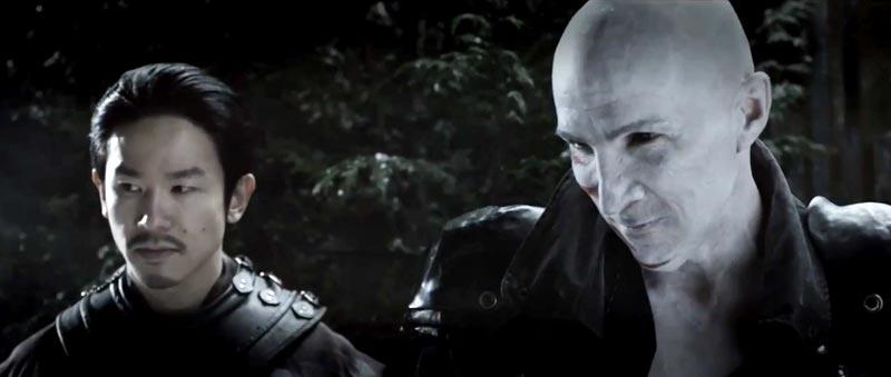 Dead End Drive-in: Mortal Kombat Legacy Episode 8: Scorpion