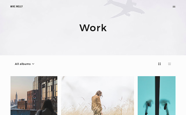 Siena - Aesthetic Photography Portfolio WordPress Theme