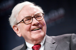 Warren Buffet billionaire businessman