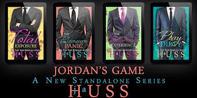 Book Showcase: The Pleasure of Panic  by J.A. Huss