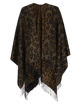 Marks and Spencer Animal Print Wrap
