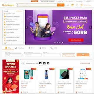 Resolusi bisnis di tagun 2019 Ralali.com