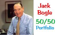 Bogle's 50-50 Portfolio