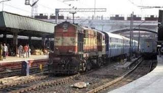 Men dead by train in rafiganj