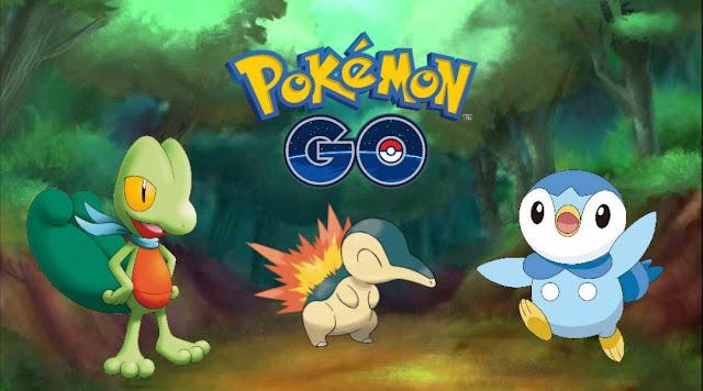 Pokémon, Pokémon Go, Niantic, Nintendo, Gen2 Pokémon, game, Pokémon update, new Pokémon, augmented reality