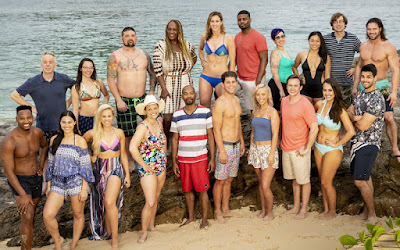"Meet the cast of ""Survivor: David vs. Goliath."