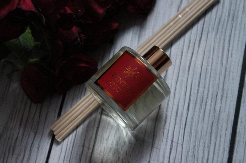 avon home fragrance winter spice