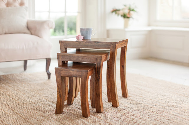 Mother's Day gift - Contemporary Nest of Tables
