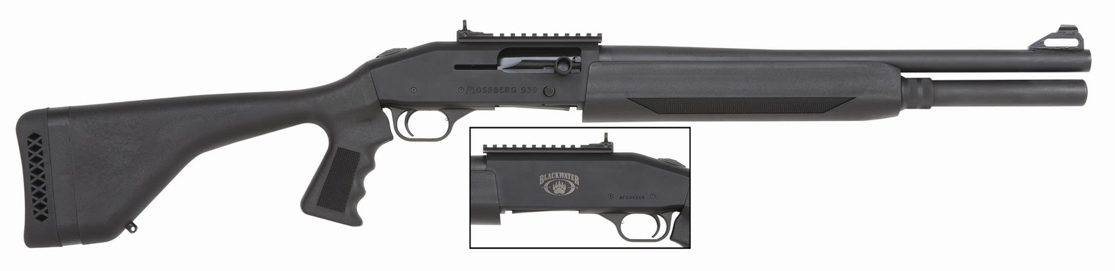 122ee745b9 Mossberg 930 SPX Blackwater Series.