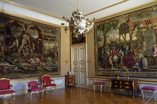 Münchner Residenz o Residencia de Múnich.