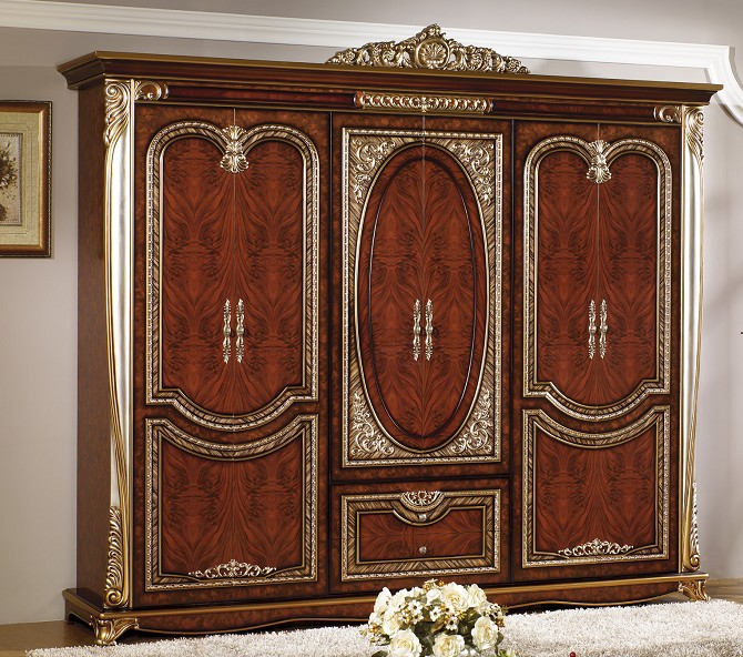 Solid wood cupboard furniture designs an interior design for Latest cupboard designs