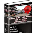 Buying Junkyard Parts - The Online Automotive E-Book