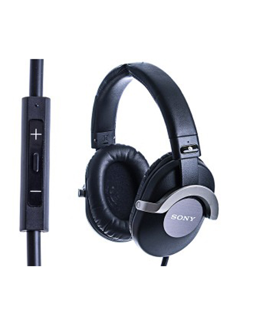 sony studio monitor headphones hook of the day. Black Bedroom Furniture Sets. Home Design Ideas