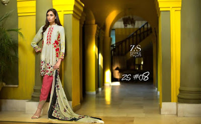 ZS-textiles-winter-embroidered-dresses-collection-2016-with-velvet-dupatta-10
