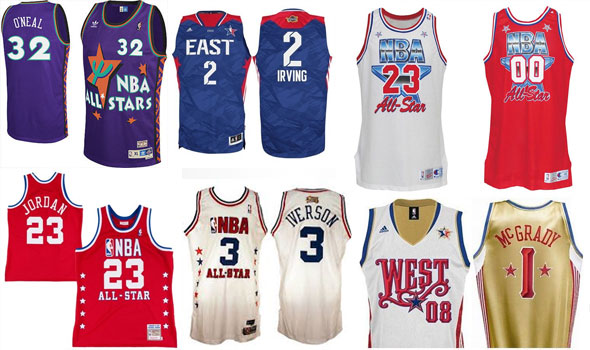 NBA All-Star jerseys have leaked  4f86be352