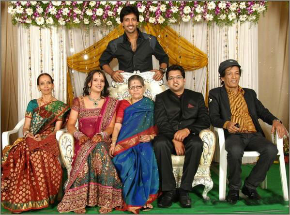 Kashinath family