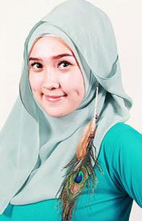 Aksesoris Hijab :Anting Hijab
