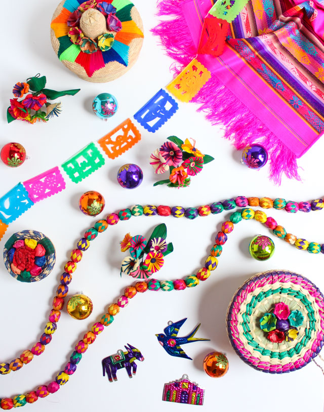 Mexican crafts from Historic Market Square in San Antonio, Texas