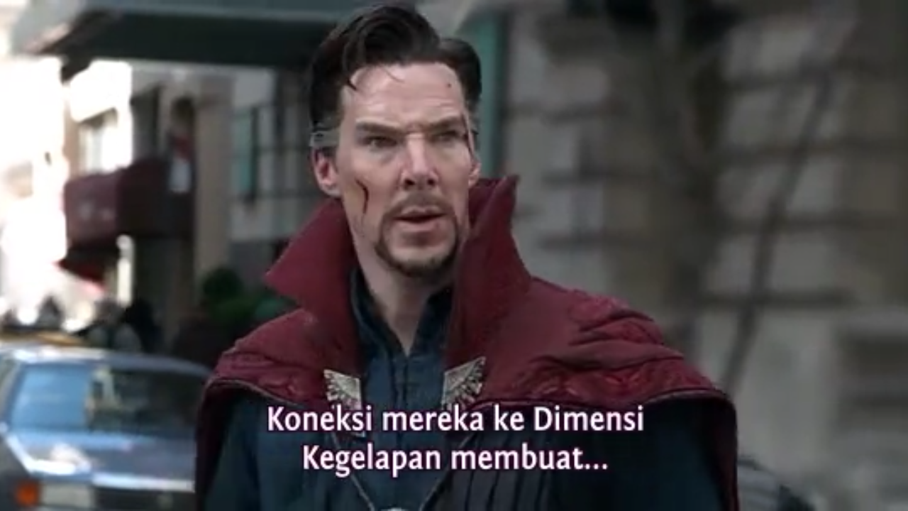 DOWNLOAD MOVIE DOCTOR STRANGE (2016) DVDscr SUBTITLE ...
