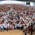 Ante más de 12 mil priistas, convocan a mantener el rumbo del bienestar en Yucatán