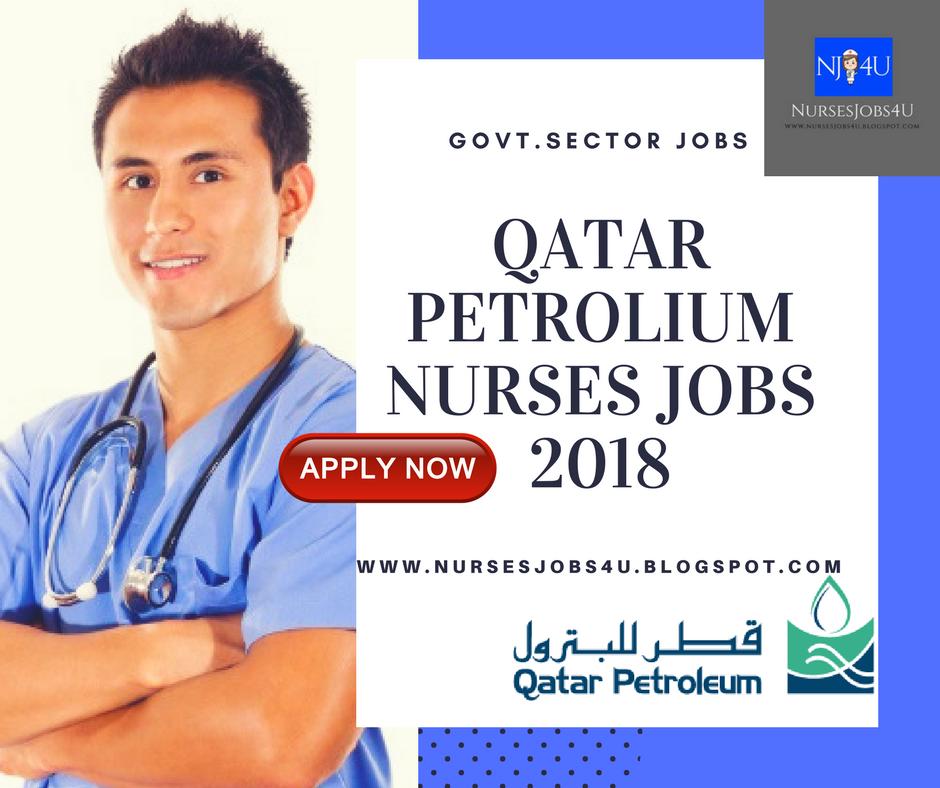 nursesjobs4u: QATAR PETROLEUM NURSES JOBS 2018