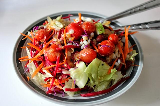 Salad Chiang Mai Thailand