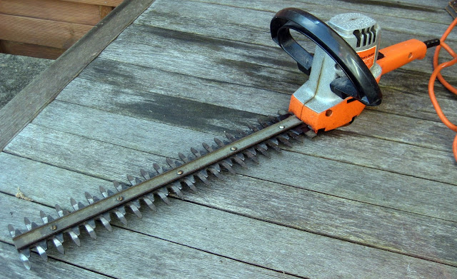 Black & Decker D470 U-272 Hedge Trimmer