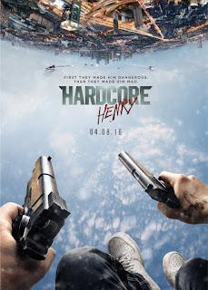 """""""Hardcore Henry"""" (2016), reż. Ilya Naishuller. Recenzja filmu."""