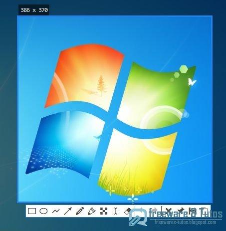 Snipaste : un logiciel de capture d'écran portable et puissant