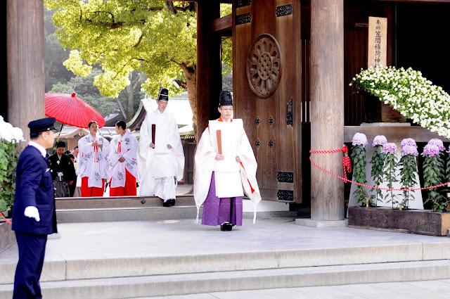 Japanese wedding at Tokyo