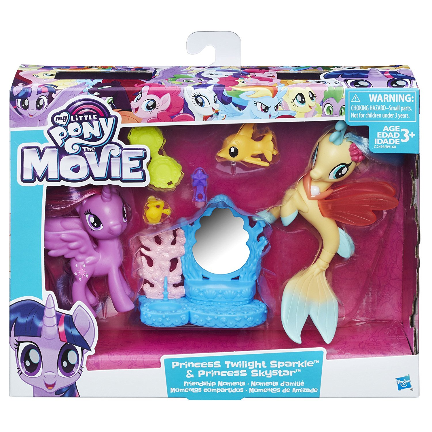 equestria daily mlp stuff new 2017 mlp movie brushables and