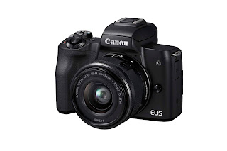 EISA Best Buy camera 2018-2019: Canon EOS M50