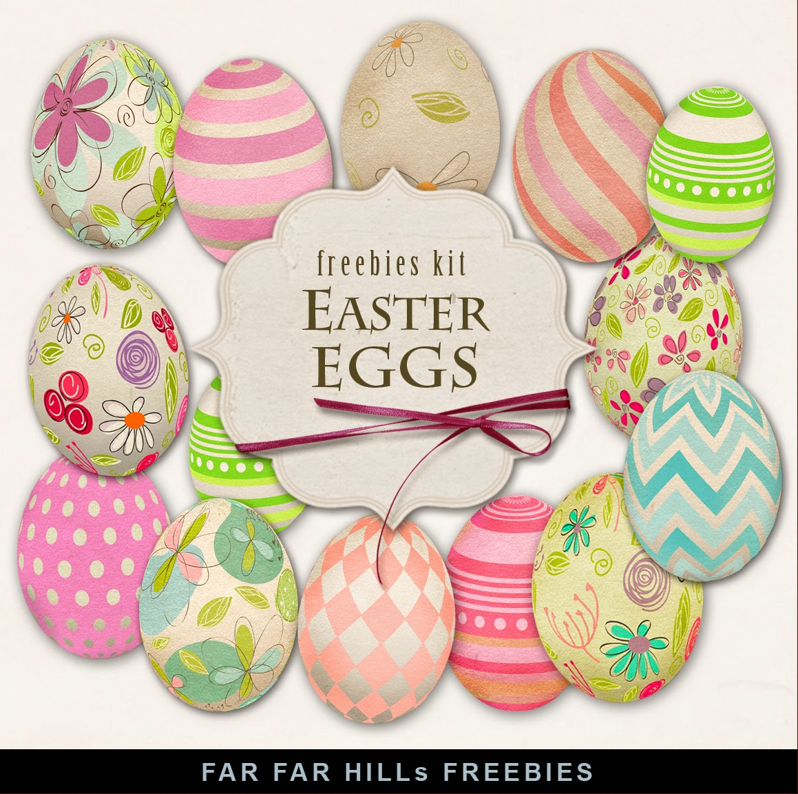 Freebies Easter Kit