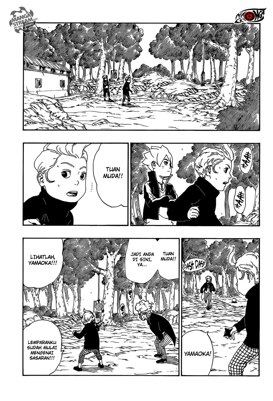 Manga Boruto Chapter 12 Bahasa Indonesia