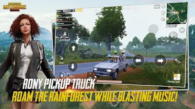 PUBG Mobile Update 0.9.0 Apk Data Android