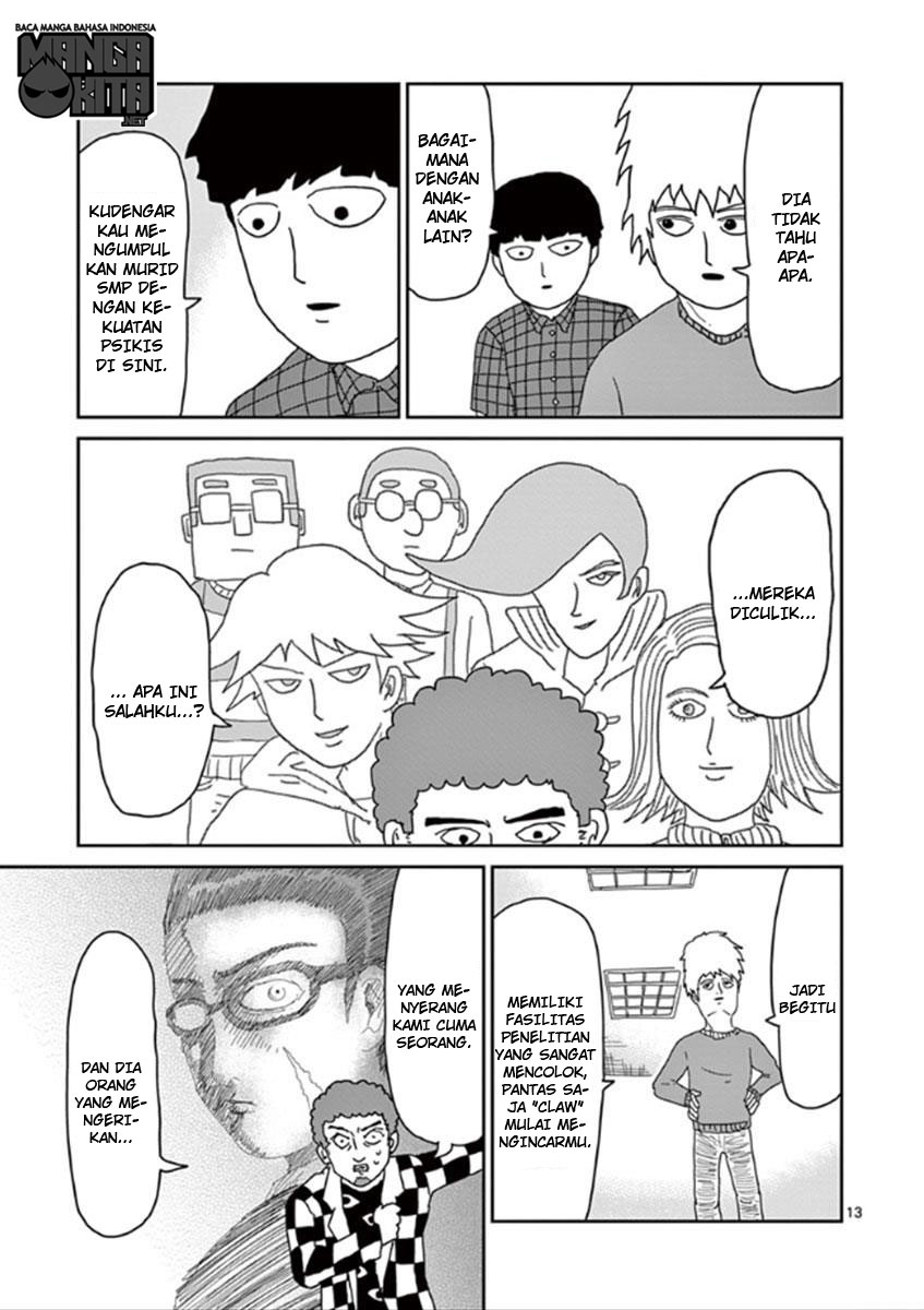 Mob Psycho 100 Chapter 34-14