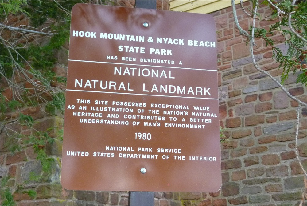Hook Mountain Nyack Beach Bikeway Rails To Trails Conservancy State Park Palisades Parks