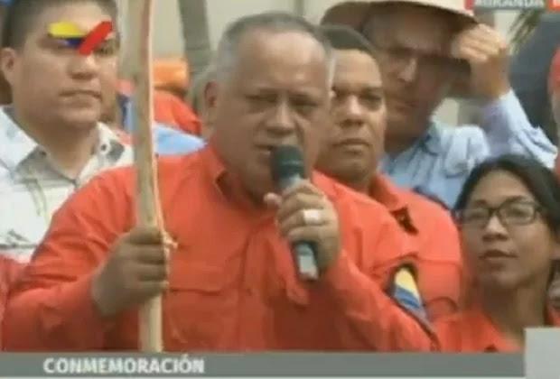 Cabello: En esta patria no pondrá un pie ningún soldado extranjero