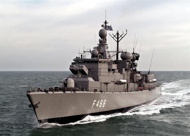 ΘΕΡΜΟΤΑΤΟ ΕΠΕΙΣΟΔΙΟ στα Ίμια: H Κανονιοφόρος «Νικηφόρος» ακούμπησε με σκάφος της τουρκικής ακτοφυλακής