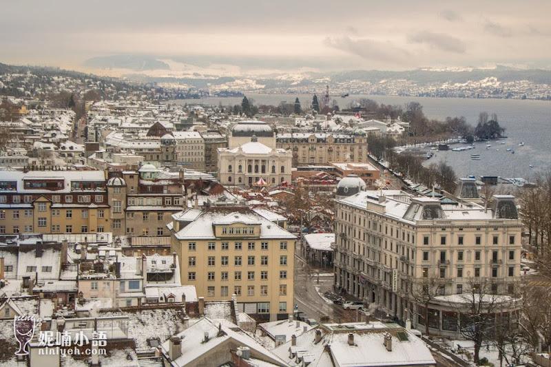 【瑞士蘇黎世景點】蘇黎世十大必打卡景點之導覽路線