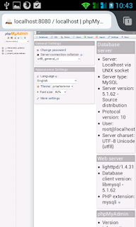 Cara Coding Pemrograman Website di Android