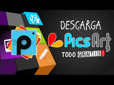 Download Aplikasi PicsArt Photo Studio Pro 5.38.1 Full Terbaru