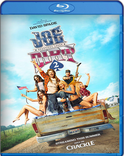 Joe Dirt 2: Beautiful Loser [BD25] [2015] [Latino]