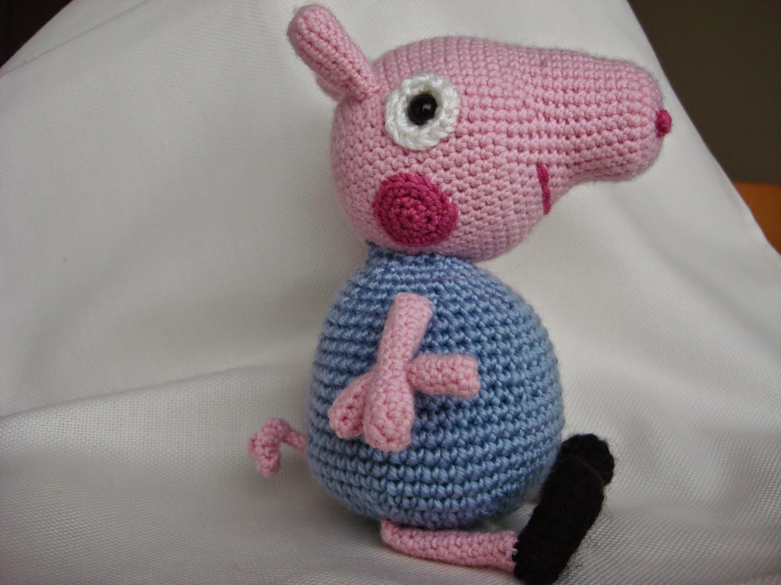 Piglet canal crochet